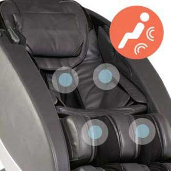 An Image of Human Touch Novo XT Review: Air Massage