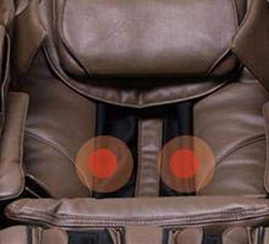 An Image of Human Touch Novo XT Review: Lumbar Heat