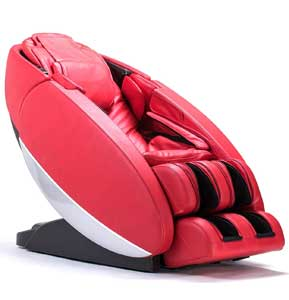 Human Touch Novo XT Review Red - Chair Institute