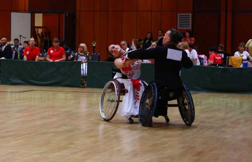 Outdoor Activities for Wheelchair Users: Dance