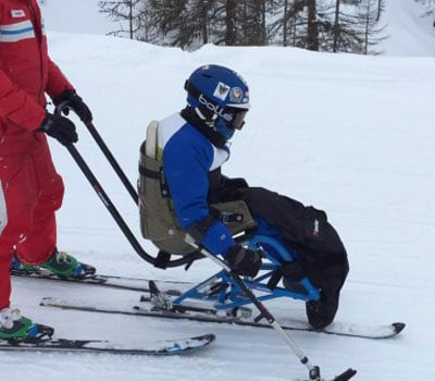 Outdoor Activities for Wheelchair Users: Skiing