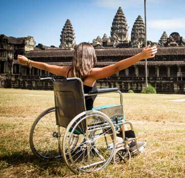 Outdoor Activities for Wheelchair Users: Travel