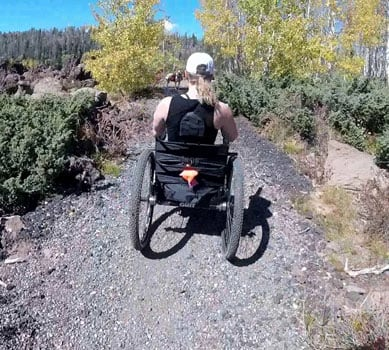 Outdoor Activities for Wheelchair Users: Wheelchair Hiking Trails