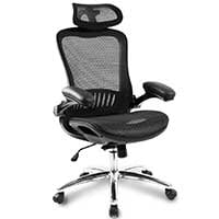 Fantastic Best Ergonomic Office Chair Under 150 100 Review 2019 Ibusinesslaw Wood Chair Design Ideas Ibusinesslaworg