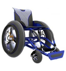 HEROes Xavier wheelchair