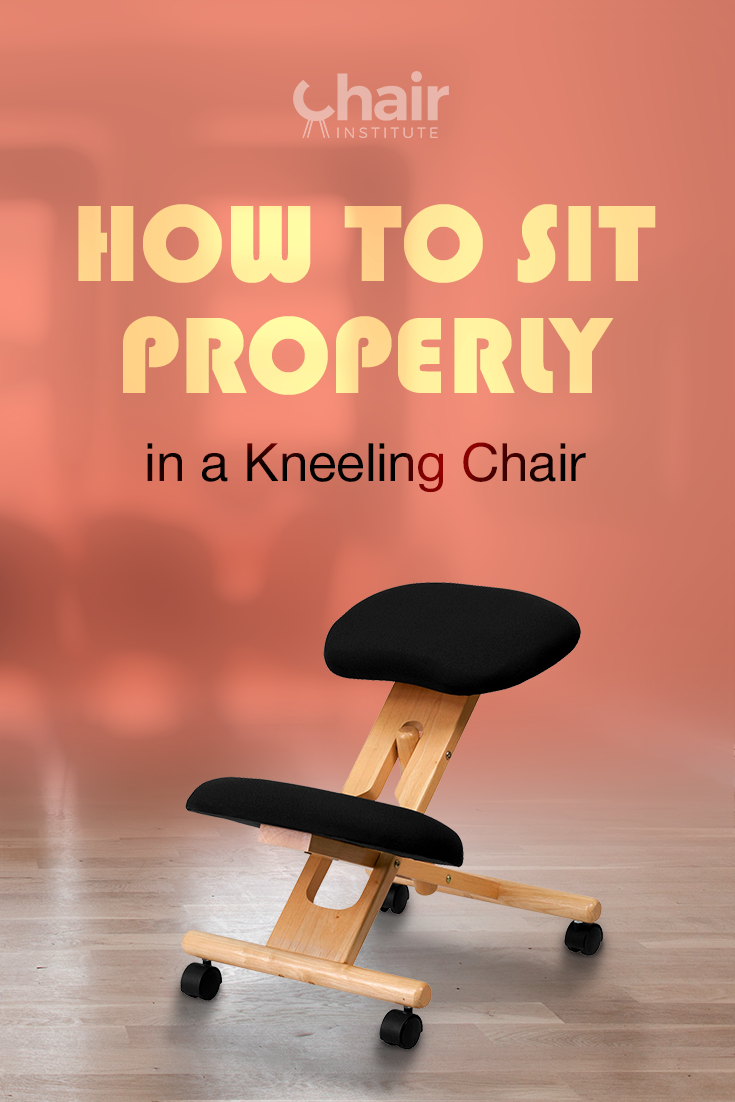 Learn how to sit in a kneeling chair and how these chairs have taken the furniture world by storm with their unique and interesting design.