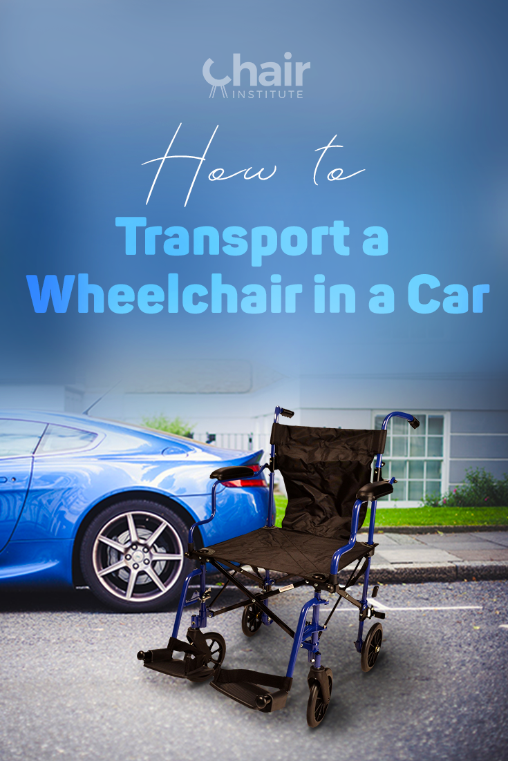 Before we get into the particulars of wheelchair transport, there are a few other things to discuss to lay the groundwork.