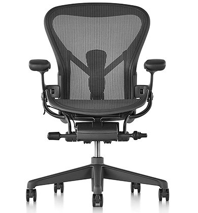 Herman Miller Embody Vs Aeron Vs Leap By Steelcase Review 2019