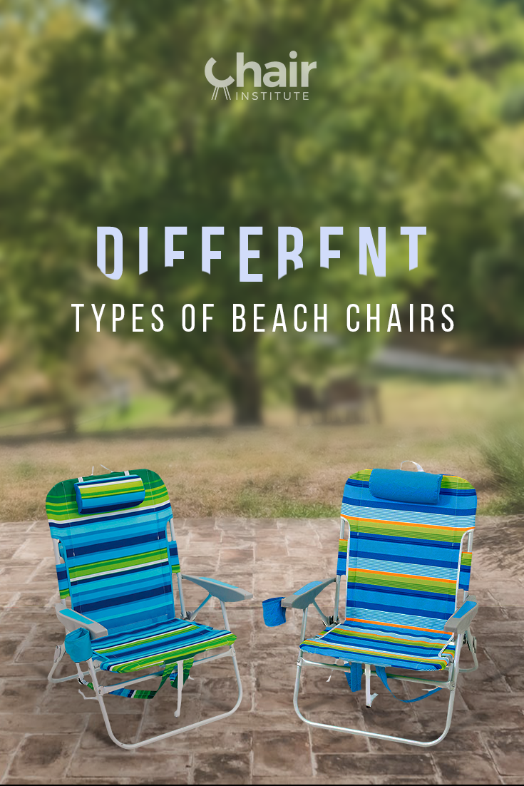 Want to learn all about beach chairs?  There are more varieties than you might think, and we cover them all in this informative article!