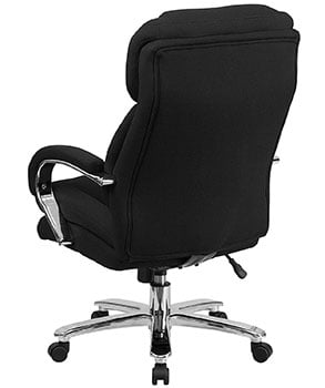 Back view of the Flash Furniture Hercules Series 24/7 Intensive Use Office Chair