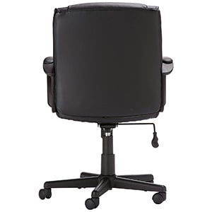 Back Image View of AmazonBasics Mid Back Office Chair