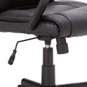 Fully Adjustable Image of AmazonBasics Mid Back Office Chair
