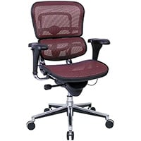 Enjoyable Best Office Chair For Short Person Reviews Ratings 2019 Ibusinesslaw Wood Chair Design Ideas Ibusinesslaworg