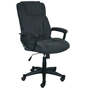 Left View of Serta Hannah II Office Chair