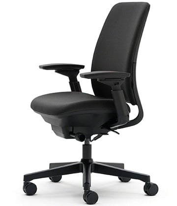 Right View Image of Best Office Chair for Short Person: Steelcase Amia