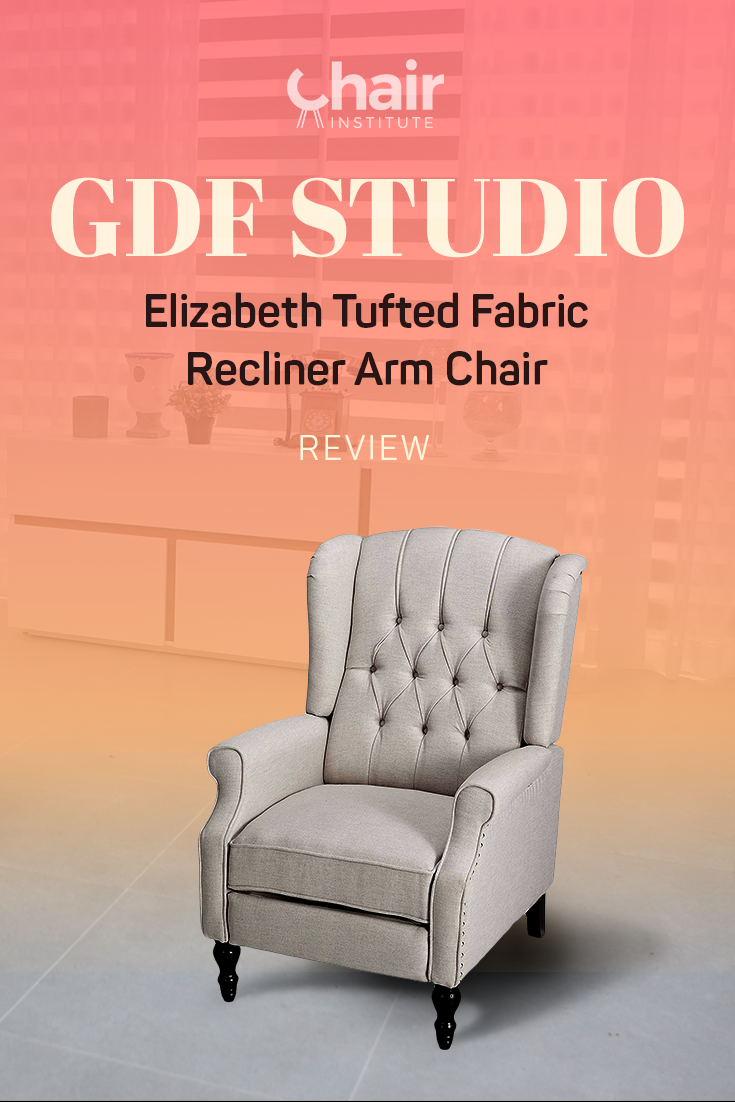 This stylish GDF Studio Elizabeth Tufted Arm Chair certainly looks the part, but does this classic design offer a comfortable reclining experience? Find out in our full review! @GDFStudioTweets