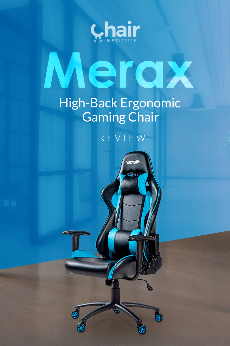 Surprising Merax High Back Ergonomic Gaming Chair Reviews Ratings 2019 Ncnpc Chair Design For Home Ncnpcorg