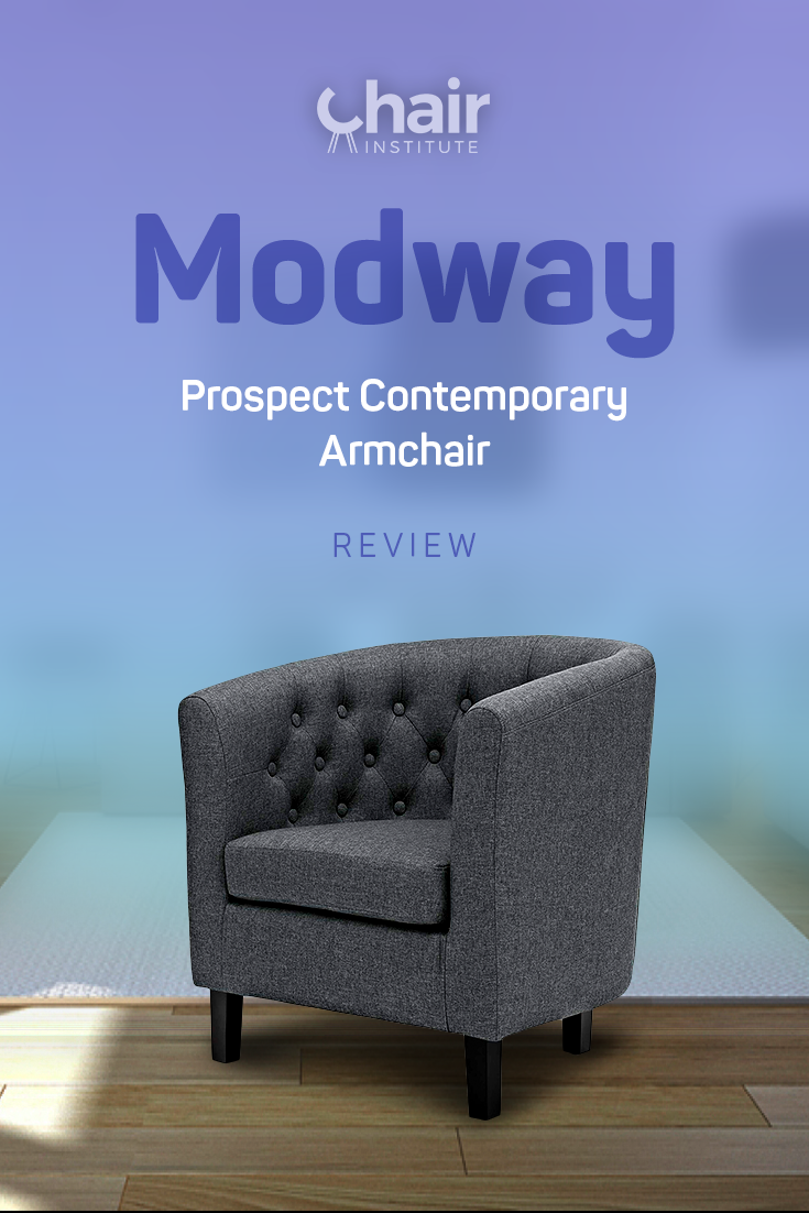 The Modway Prospect Contemporary Armchair is a perfect example of a classic design brought into the modern era. Find out if this chair is a perfect mixture of old and new in our full review!