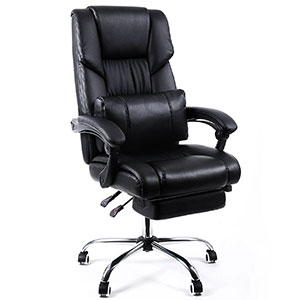 A UOBG71B Model of SONGMICS Thick Executive Office Chair
