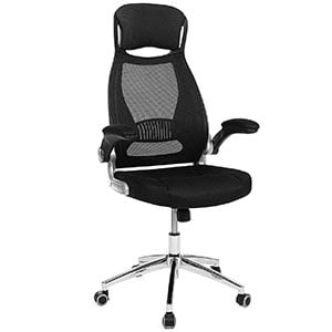 UOBN86B Model of SONGMICS Thick Executive Office Chair