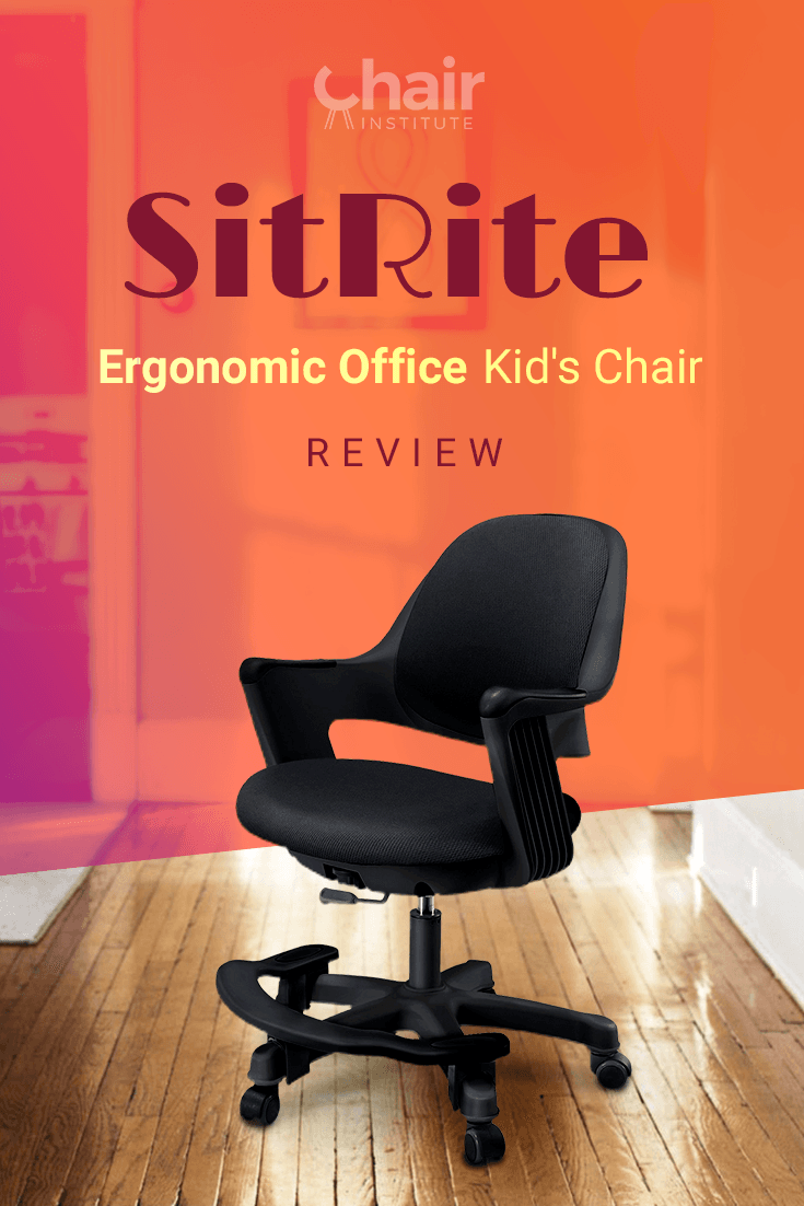 Strange Sitrite Ergonomic Office Kids Chair Review And Ratings 2019 Customarchery Wood Chair Design Ideas Customarcherynet
