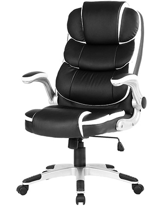 A Black Variants Image of Yamasoro High Back Executive Office Chair