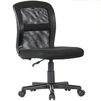 An Image of Mid Back Mesh Task Chair of Yamasoro Office Chair