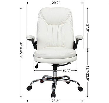 A Specification Stats of New High Back Executive Office Chair of Yamasoro Office Chair