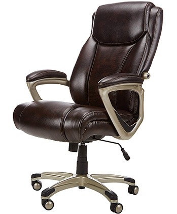 Right Image View of Amazon Basics Big and Tall Executive Chair