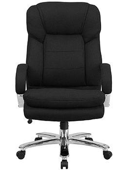 Front Image View of Flash Furniture's Hercules 24/7 High Backed Office Chair