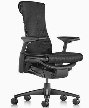 Left Image View of Herman Miller Embody Chair