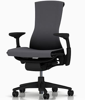 Rhythm Fabric Upholstery Image of Herman Miller Embody Chair