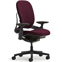 Image View of Steelcase Leap Plus: Brown