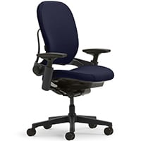 Image View of Steelcase Leap Plus: Navy