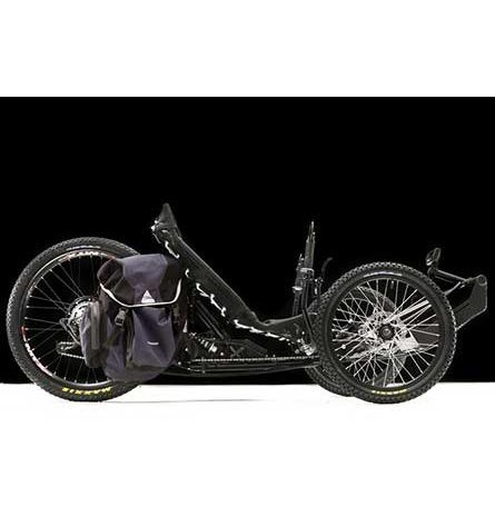 Front Image View of Outrider Horizon (Electric Handcycle)