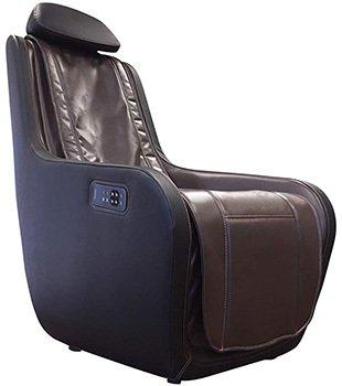 Homedics HMC-100 Massage Chair Left View - Chair Institute