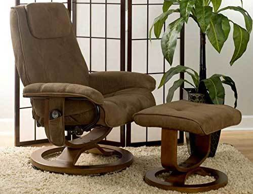 Office Decoration of Relaxzen Deluxe Massage Recliner