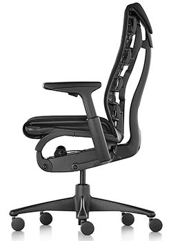 Side Image View of Herman Miller Embody Office Chair