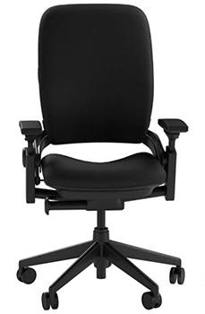 Front View Image of Steelcase Leap Office Chair
