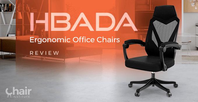 Black Hbada Diamond Office Desk Chair in a minimalist open living space