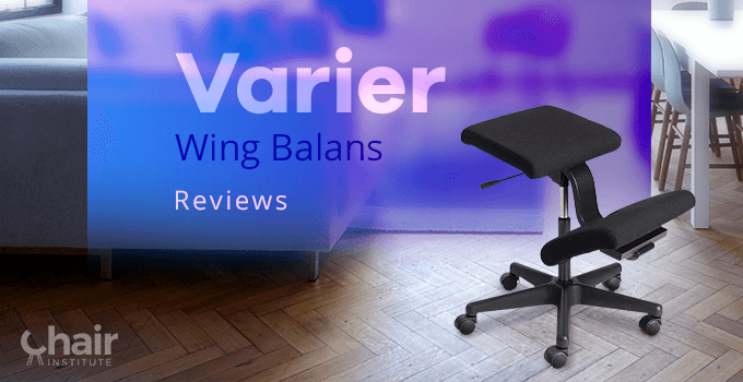 Varier Wing Balans in a modern contemrporary home