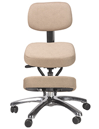 A small image of Jobri BetterPosture Jazzy Kneeling Chair in Beige color Variant