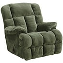Best Recliners for Sleeping Catnapper Cloud 12 Rocker Recliner Small - Chair Institute
