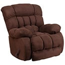 Best Recliners for Sleeping Flash Furniture Rocker and Recliner Small - Chair Institute