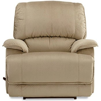 Fossil Color, La-Z-Boy Niagara Reclina-Rocker Recliner, in Front Position