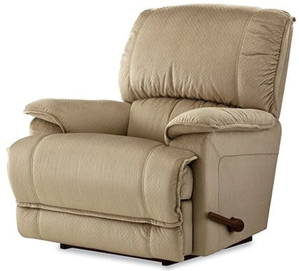 Fossil Color, La-Z-Boy Niagara Reclina-Rocker Recliner, in Right-Front Position