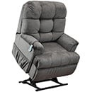 Best Recliners for Sleeping Med Lift 5555 Small - Chair Institute