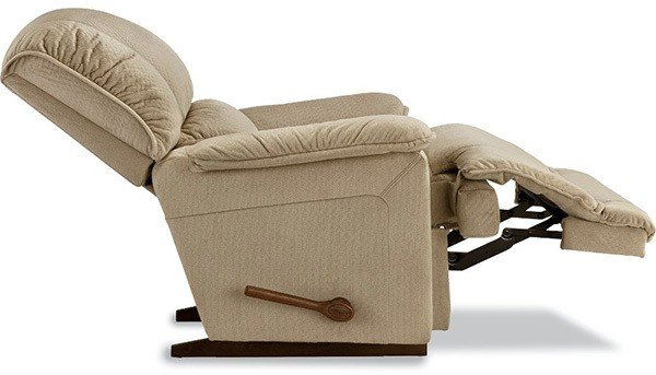 La-Z-Boy Niagara Recliner in Zero Gravity Position