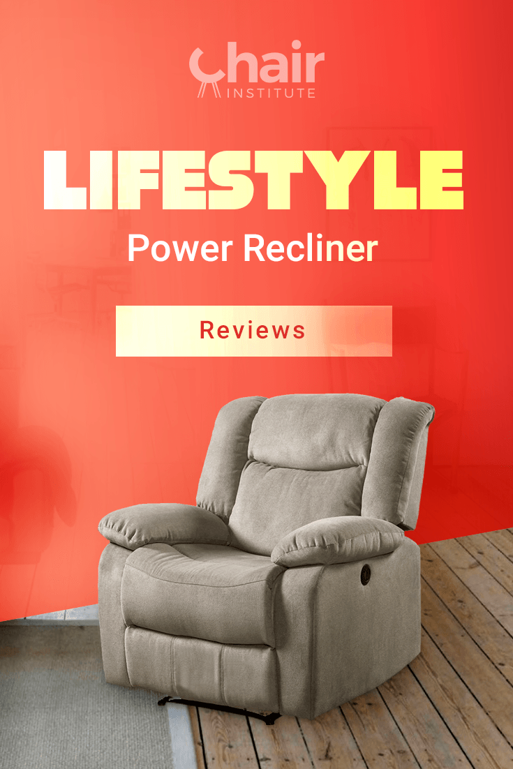 Lifestyle Power Recliner Chair Review Amp Ratings 2019