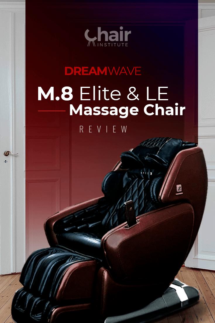 OHCO M.8 Elite & LE (Ex Dreamwave M8) Massage Chair Review